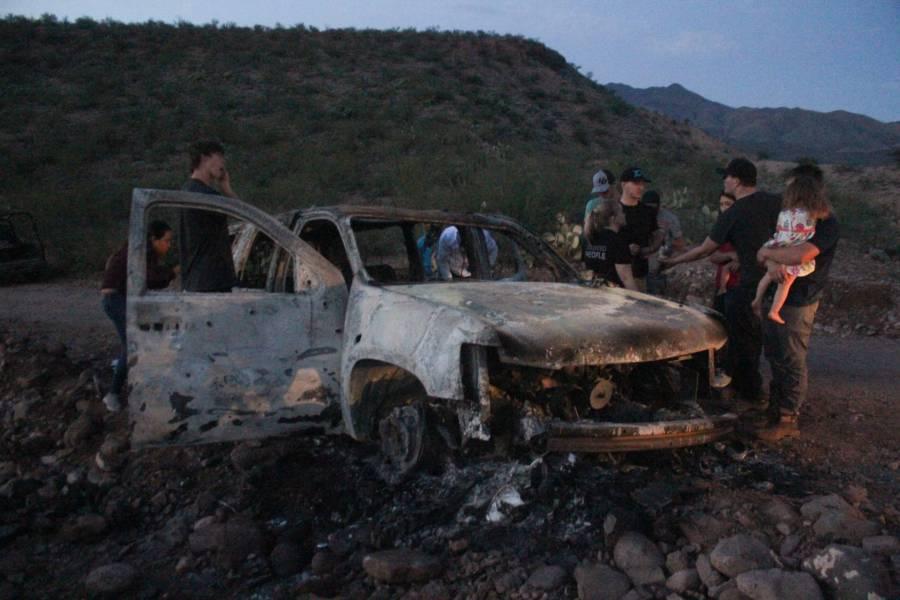 Capturan a presuntos autores intelectuales de la masacre contra familia LeBarón