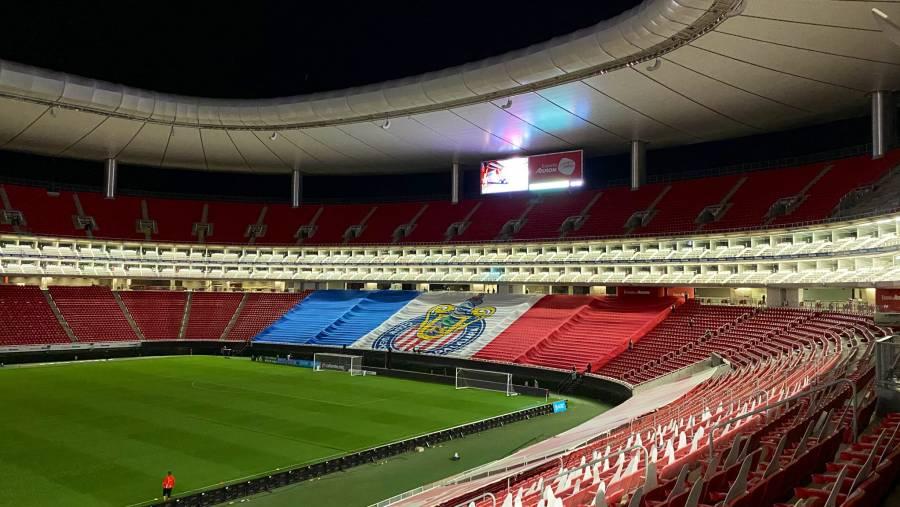 Chivas y América podrían jugar