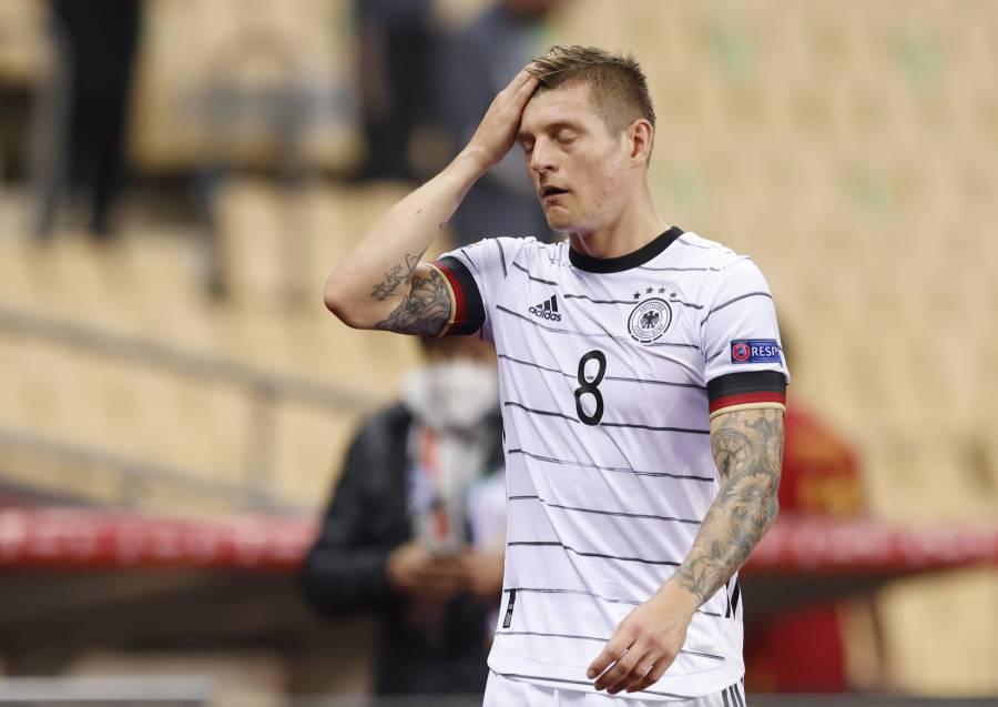 Tras goleada ante España, evaluarán desempeño de la selección alemana