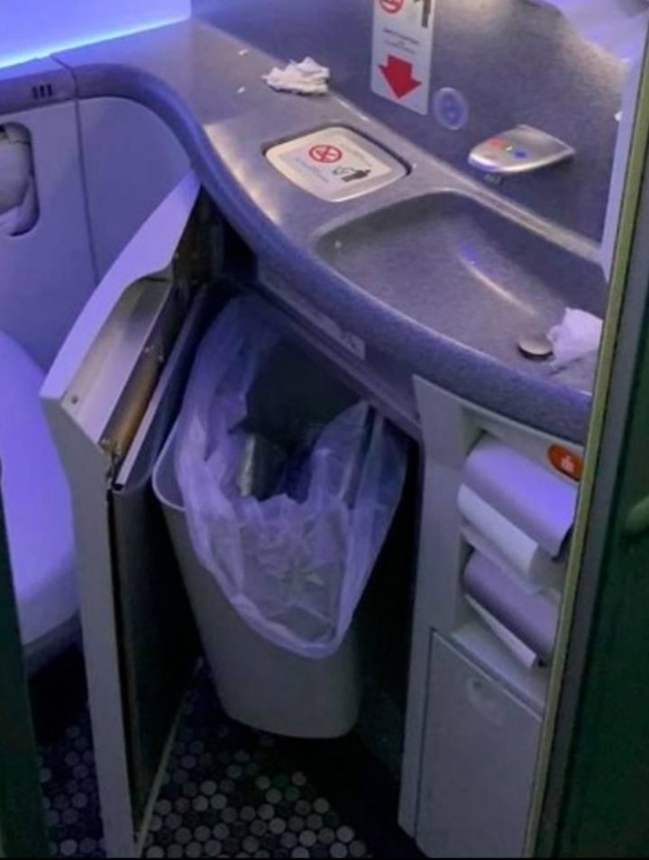 Encuentran droga en un avión que aterrizó en el aeropuerto internacional de CDMX
