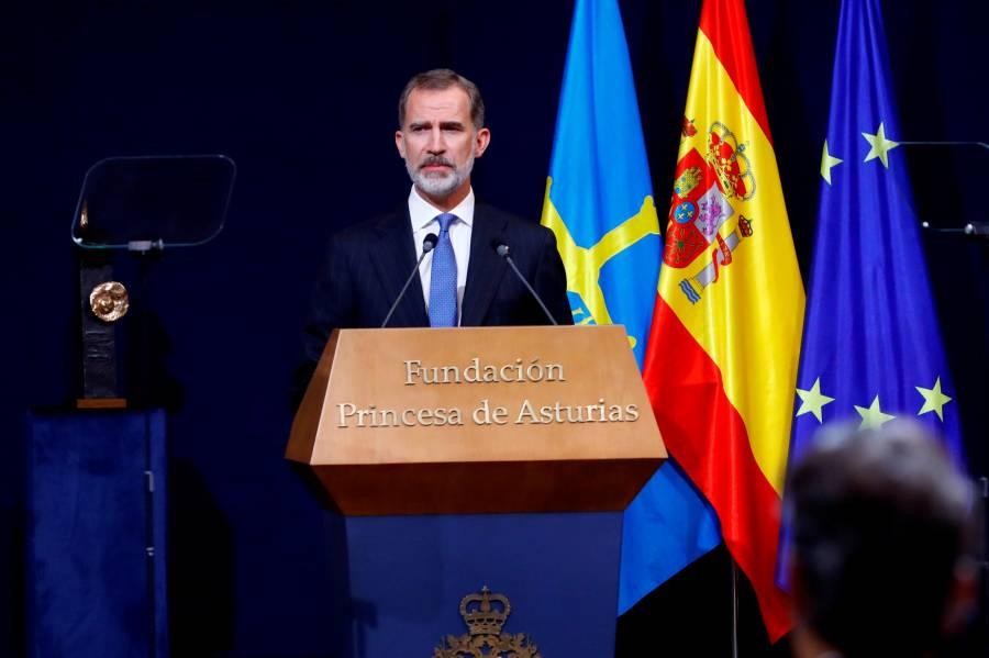 Felipe VI entra a cuarentena tras contacto con positivo por COVID-19