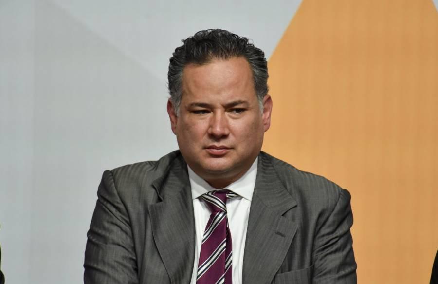 """""""Respaldo a Santiago Nieto"""": AMLO"""