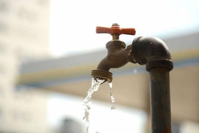 Reducirán suministro de agua para el Valle de México
