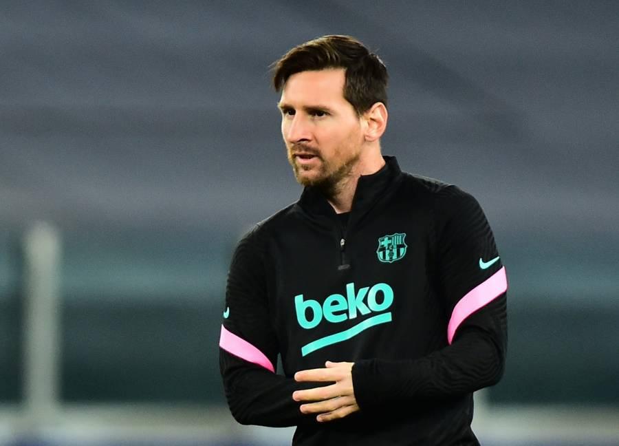 Manchester City habría descartado el fichaje de Messi