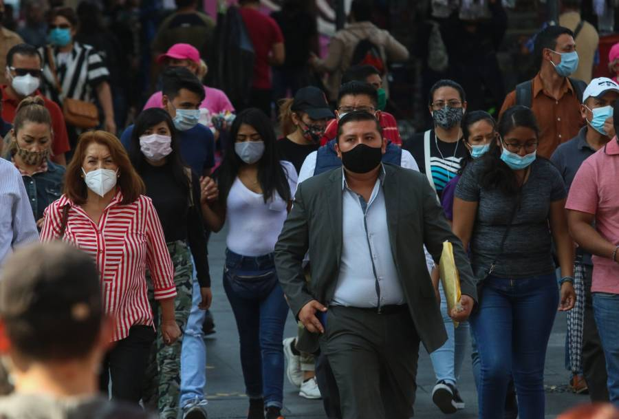 158 Colonias de la CDMX seguirán en semáforo rojo