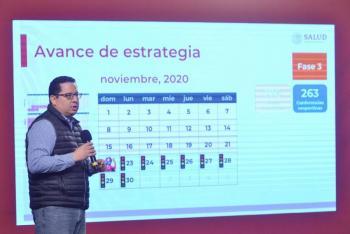 México reporta un millón 49 mil 358 casos de Covid-19 y 101 mil 926 fallecidos