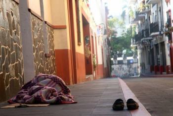 En SLP el Covid-19 ha cobrado la vida de tres personas en situación de calle