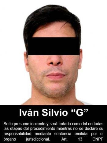 Obtiene FGR auto de formal prisión contra presunto secuestrador de hija de Nelson Vargas