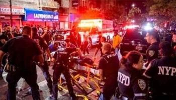 En Nueva York un tiroteo en fiesta deja seis heridos y un muerto