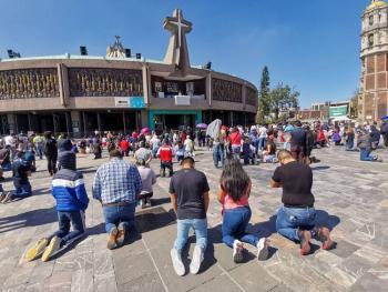 Iglesia Católica decidirá cómo se celebrará Día de la Virgen de Guadalupe: AMLO