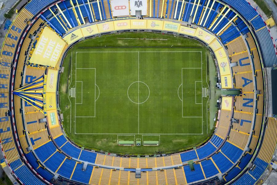 Aficionados no entrarán al Estadio Universitario de Tigres