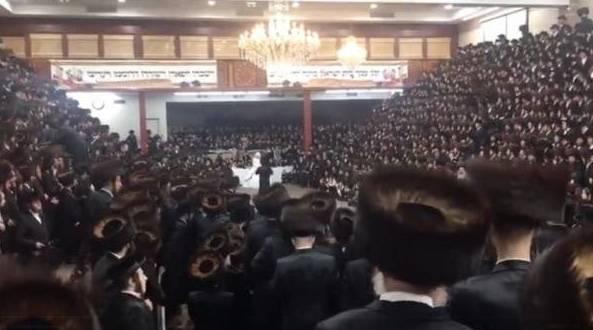 Multan a organizadores de boda judía en Nueva York