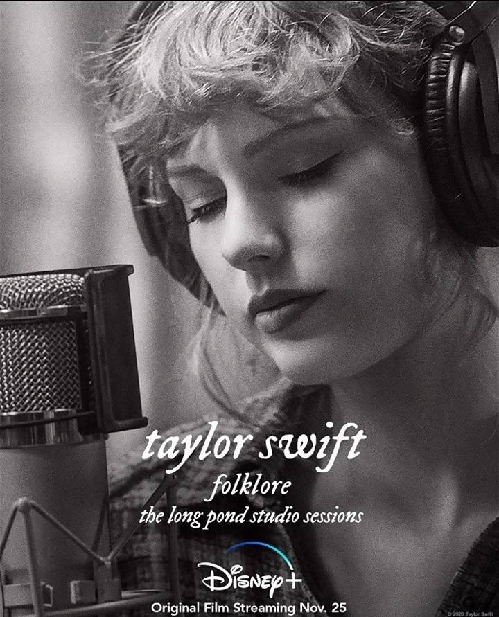 Taylor Swift dará un concierto íntimo en Disney Plus