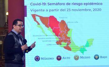 México reporta un millón 60 mil 152 casos de Covid-19 y 102 mil 739 fallecidos