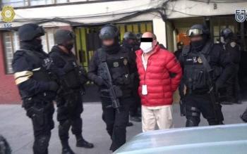 """Detienen a """"El Nicho"""", padre de """"El Lunares"""", operador de La Unión Tepito"""