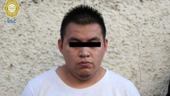 """""""El Chayín"""" detenido, podría ser de La Unión Tepito y estaría ligado con menores descuartizados"""