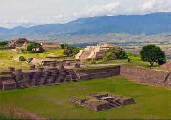 Reabren zona arqueológica de Monte Albán en Oaxaca con aforo limitado