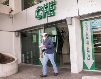 CFE prioriza trabajo a distancia para prevenir contagios por Covid-19