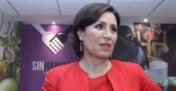 Confirma Rosario Robles que se acogerá a la figura de testigo colaborador