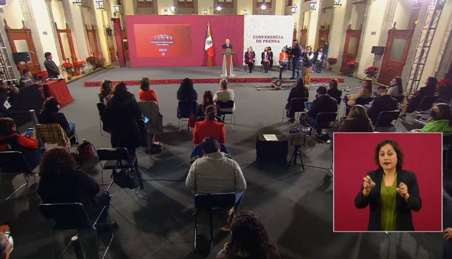 Presentan informes de violencia contra mujeres, agresiones a periodistas y desaparecidos