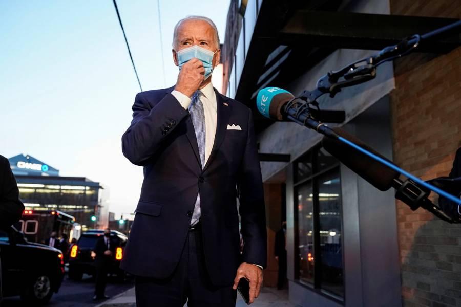 Joe Biden dará mensaje sobre COVID-19 previo al Día de Acción de Gracias