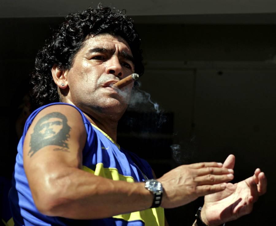 Muerte de Maradona es un