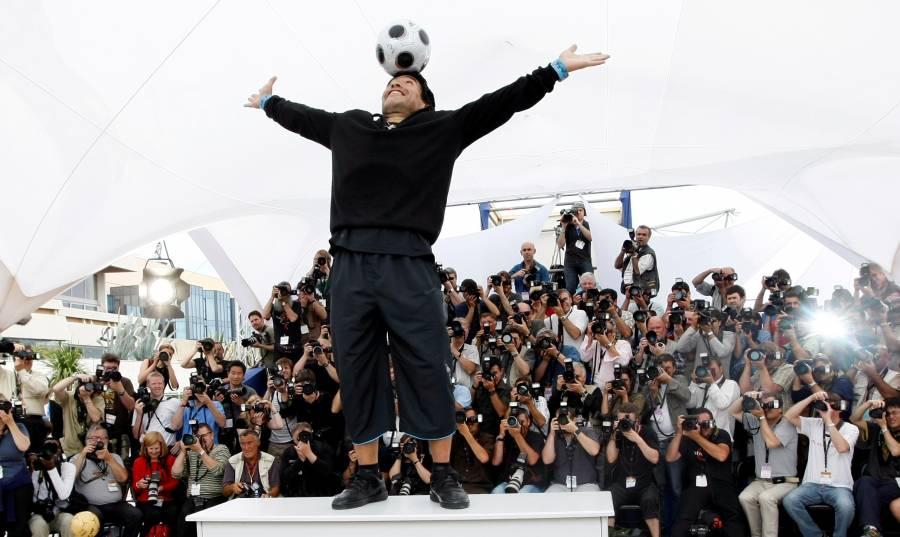 10 Datos relevantes sobre Diego Armando Maradona