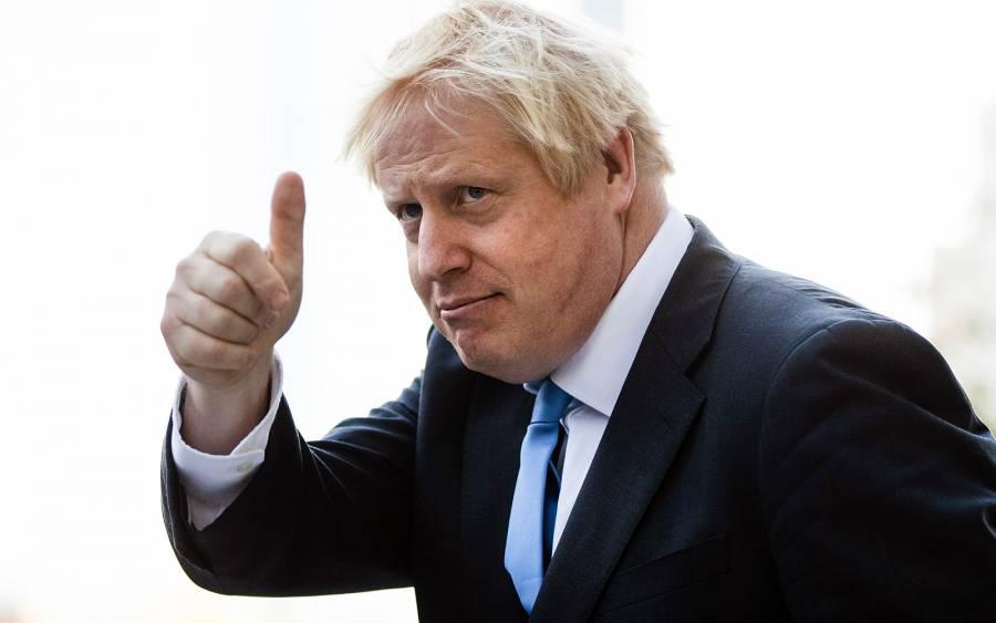"""""""El COVID-19 no detendrá a Santa Claus"""", responde Boris Johnson a niño de 8 años"""