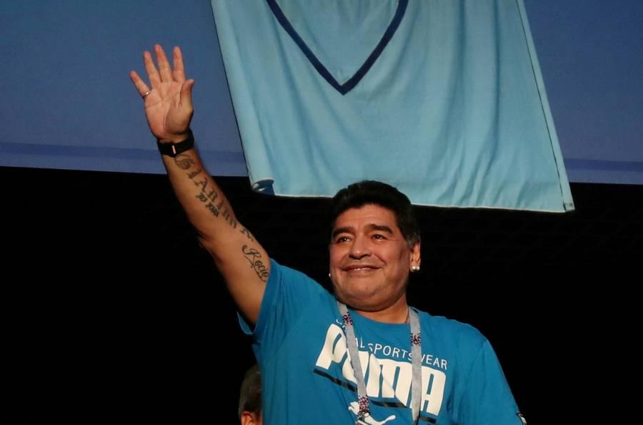 Funeral de Maradona será en la Casa Rosada, sede del Gobierno de Argentina