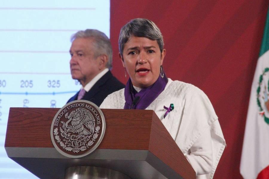 Mujeres representan 24% de personas desaparecidas en México