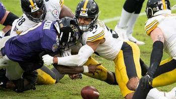 Se aplazará el partido Baltimore-Pittsburgh