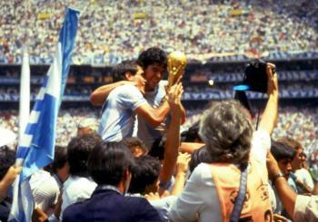 Así se consagró Maradona en México 86