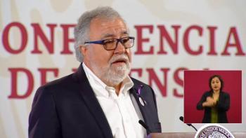 A la baja, desaparición de personas en México, afirma Alejandro Encinas