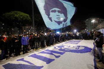 Nápoles y Maradona, una relación profunda que fue mucho más allá del fútbol