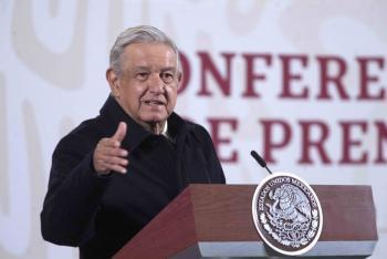 CABE LA RECTIFICACIÓN EN LA PROPUESTA DE OUTSOURCING: AMLO