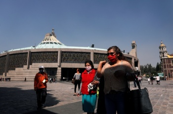 EU recomienda no viajar a México
