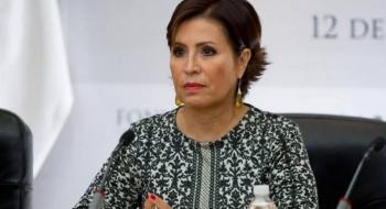Habrá quien niegue los hechos pero las pruebas hablarán: Rosario Robles