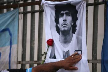 Del barrio de Villa Fiorito al Olimpo del futbol, este fue Diego Maradona