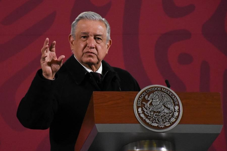 AMLO indica que mexicanos serán responsables con uso de marihuana