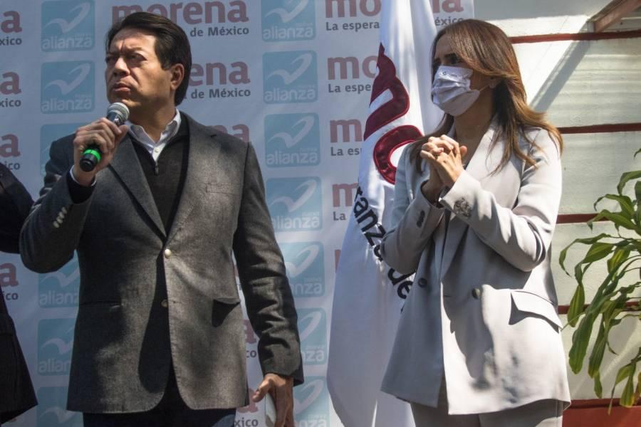 Morena irá en alianza con Panal en estados; ninguno se ha concretado