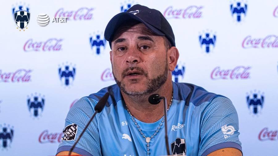 Antonio Mohamed deja la dirección técnica del club Monterrey
