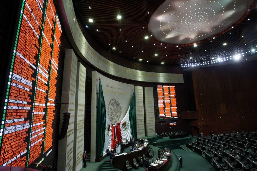 Reelección sin licencia y con apoyos, se otorgan diputados federales