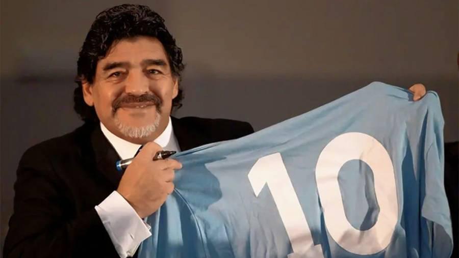 André Villas-Boas pide retirar el dorsal 10 para homenajear a Diego Armando Maradona