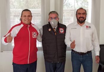 Francisco de Souza nuevo fichaje de Redes Sociales Progresistas en Cuajimalpa