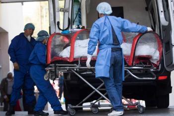 Incrementan hospitalizaciones de Covid-19 en CDMX, como en julio
