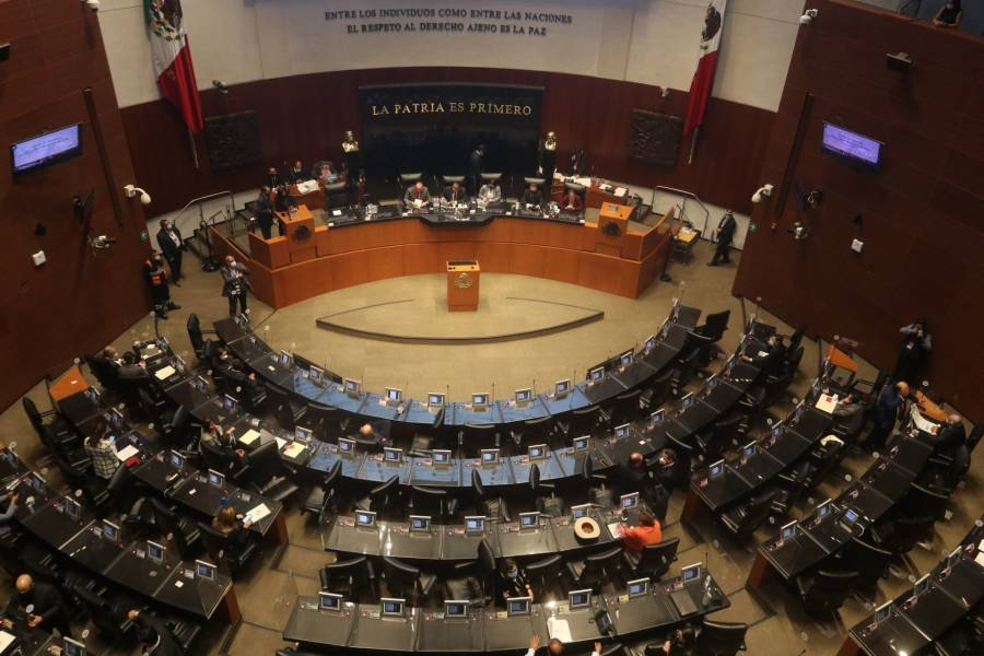 Senado avaló eliminar fuero presidencial; va a los estados