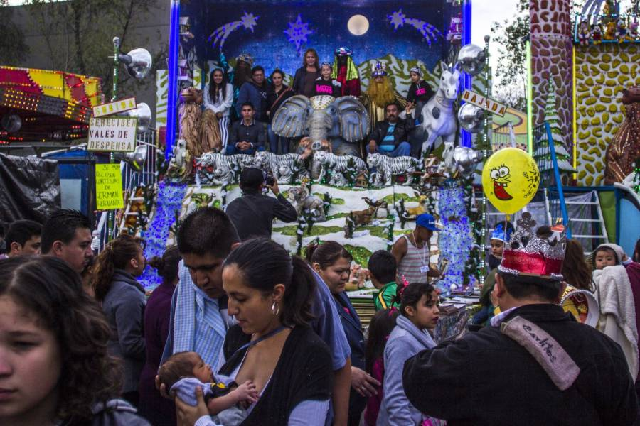 Alcaldía Cuauhtémoc: tradicional romería decembrina cancelada