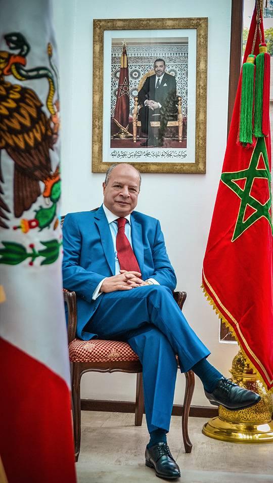Promueve su Majestad el Rey Mohammed VI atractivas reformas económicas y sociales: Abdelfattah Lebbar
