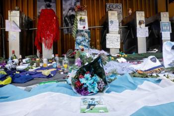 Asistentes de Maradona renuncian al club Gimnasia por