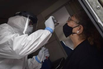 Más de 100 mil contagios de Covid-19 en Nuevo León